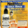 Bình rửa mũi Neilmed trẻ em (60 gói muối) (120ml)