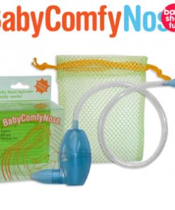 BabyComfyNoseBLUE