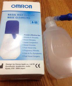 bình rửa mũi omron