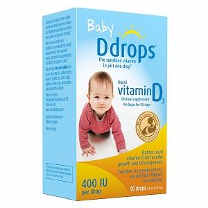 Vitamin Baby Ddrops D3 (400IU)