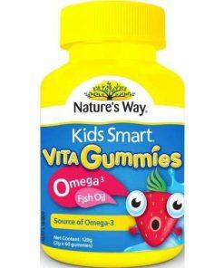 Vitamin Nature's Way (Omega 3 và dầu cá) (60 viên)