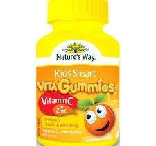 Vitamin Nature's Way Vitamin C và Kẽm (60 viên)
