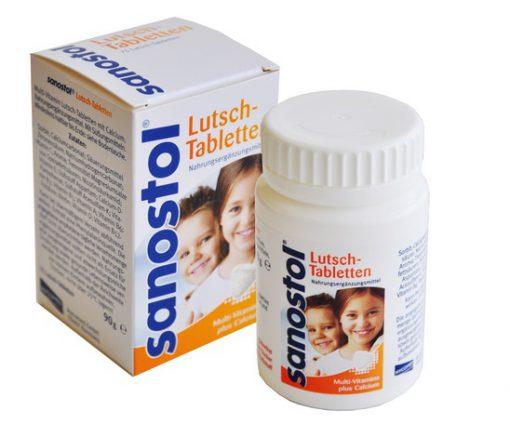 Vitamin Sanostol (tổng hợp) (75v)